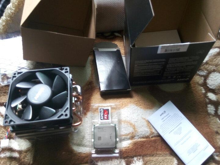 AMD FX系列八核 FX-8300八核大盒装CPU AM3+ 支持970主板 八核吃鸡CPU 晒单图
