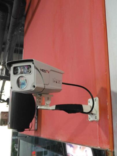 Yestv 模拟监控摄像头高清 家用红外夜视摄像机 1200线室内外防水监控器 安防监控广角探头 室内经济款半球 -8450M 2.8mm 晒单图