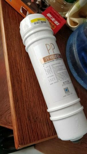 美的净水器滤芯M6 PP棉滤芯MRO102C-4 MRC1586A-50G MRC1686-50滤芯 晒单图