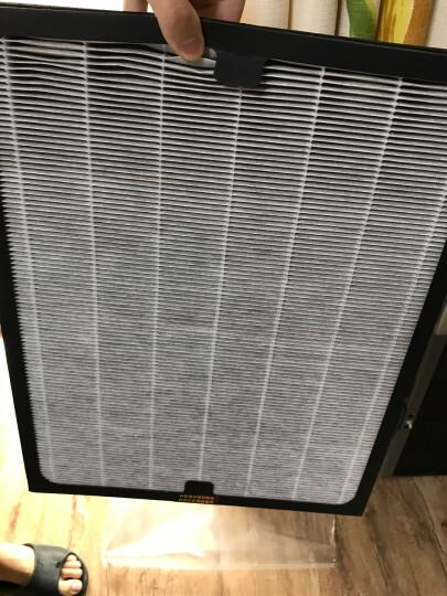 思博润(SBREL)韩国进口滤材 配布鲁雅尔Blueair空气净化器过滤网芯 适用201 203 270E 303 300复合型 超惠版 晒单图