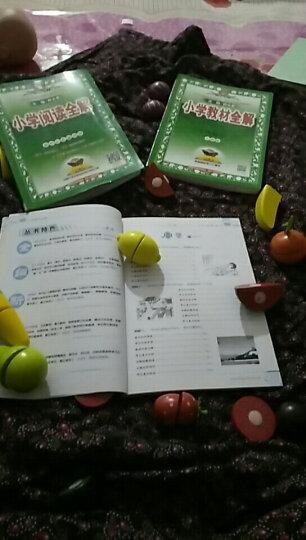 小学教材全解 六年级英语下 外语教研版 三起点 2017春 晒单图