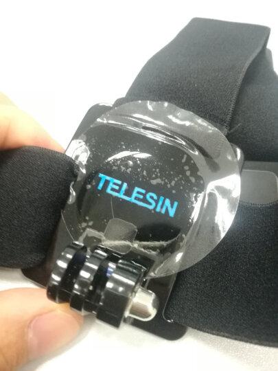 TELESIN Gopro头带Hero6 5 4配件头戴 小蚁4K山狗 晒单图