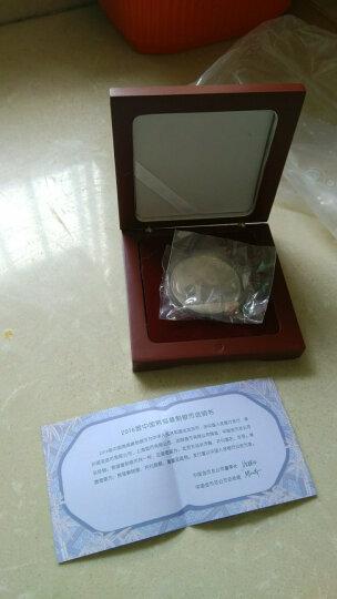 上海集藏 中国金币2016年熊猫金银币纪念币  30克熊猫银币 中国金币封装币 晒单图