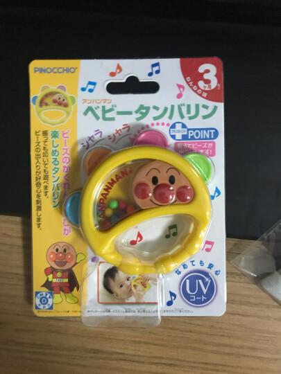 【海囤全球】日本原装匹诺曹婴幼儿手摇铃牙胶式摇铃 牙胶摇铃 晒单图
