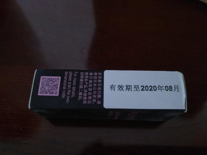 欧珀莱(AUPRES)盈彩润泽唇膏4g(103莓子红)(自然盈亮 持久润泽) 晒单图