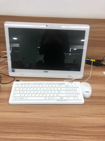 宏碁(acer) AZ3613-N52 23英寸一体机电脑 高清IPS屏 四核J2900 1G独显 4G内存 256固态升级定制 晒单图