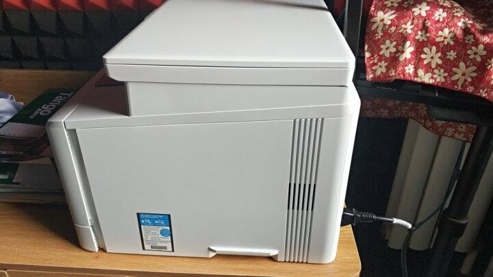 惠普(HP) 打印机 281fdw 178nw 180n 181fw 彩色激光多功能 复印扫描一体机 m181fw 打印复印扫描传真 代替177fw 晒单图