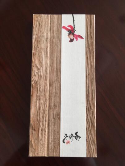 慕拉(mulla) 2018年周历 桌面台历 记事周历 54张丝绸麻布周历 商务台历 中国年麻布 晒单图