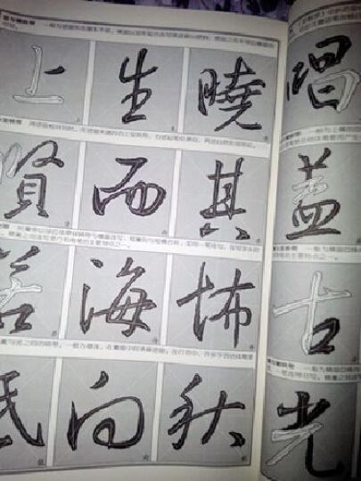名碑名帖书法基础教程·行书技法入门:集王羲之圣教序 晒单图
