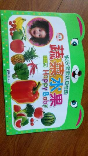 快乐宝宝认知挂图:蔬菜水果 晒单图