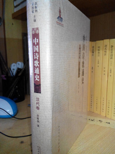 中国诗歌通史(唐五代卷) 晒单图