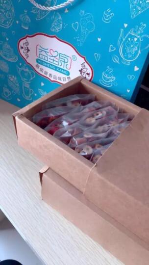 益圣康 桂圆红枣枸杞茶男养生花茶女 水果茶礼盒装 20独立小包300g 晒单图
