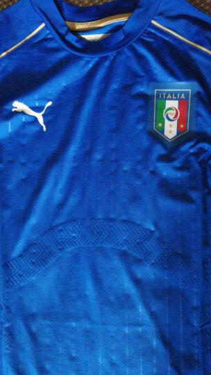 PUMA/彪马 2016欧洲杯意大利球员版主场球衣748829 01 蓝色 XL 晒单图