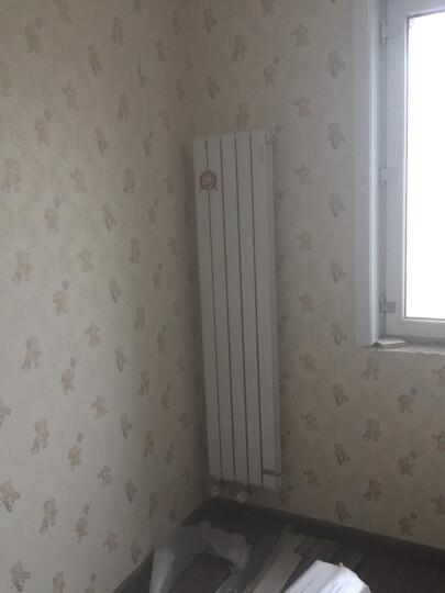 太阳花暖气片家用水暖铜铝复合自采暖壁挂式集中卧室客厅供暖卫生间小背篓60*75【一片价格,三片起拍】 1.5米高单片价格 晒单图