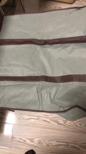 【买4免1】搬家装衣服棉被的袋子防潮防尘收纳箱 整理袋储物被褥行李打包袋 手提【约60*50*30cm】 加大加厚防潮 晒单图