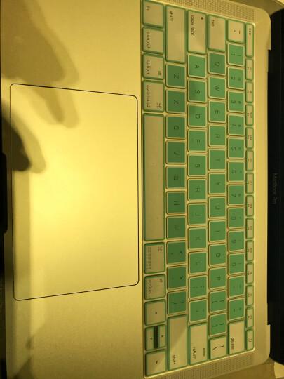 倍晶 macbook苹果pro13英寸air13.3笔记本电脑mac11.6键盘膜12贴膜15保护膜 明星蓝镂空升级 新款Pro 不带Touch Bar 晒单图