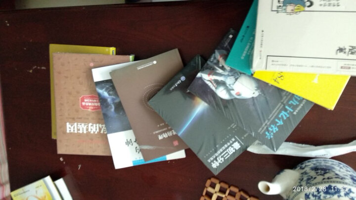 阿瑟·克拉克经典科幻超值套装(共4册) 晒单图