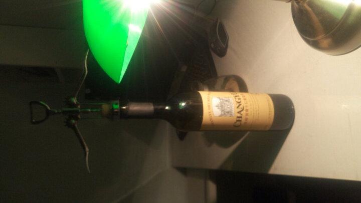 张裕(CHANGYU)宁夏红酒 摩堡赤霞珠干红葡萄酒双支木盒装650ml*2瓶 晒单图