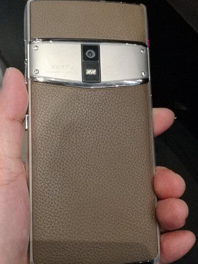 VERTU 纬图CONSTELLATION X商务智能手机 双卡双待全网通4G 高端特色手机 纪念款-胡桃棕 晒单图