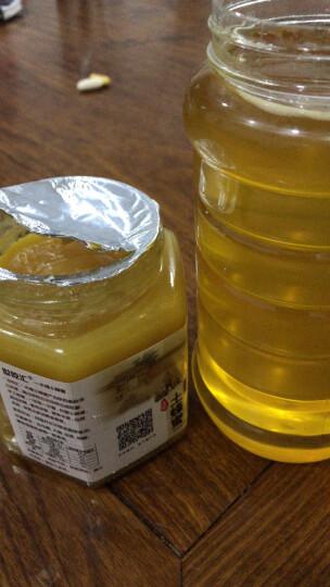 液态新蜜 秦岭野生木桶土蜂蜜 中华土蜂蜜 留坝深山纯农家天然百花蜜封盖成熟蜜老巢土蜂蜜 一年只取一次 土蜂老巢蜜500g 晒单图