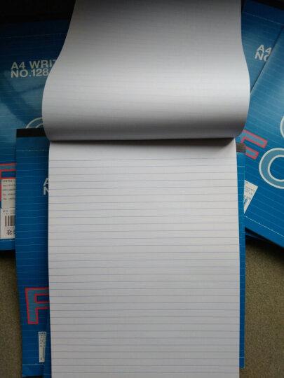 国誉(KOKUYO)Gambol渡边拍纸本子/草稿本 A4/70页 4本装 WCN-A4-128 晒单图