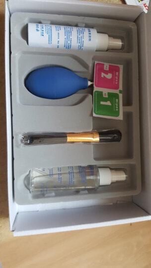酷元素(KUYUANSU) 联想惠普戴尔华硕笔记本电脑屏幕清洁剂套装 数码相机屏幕清洁剂 清洁套装八件套 晒单图
