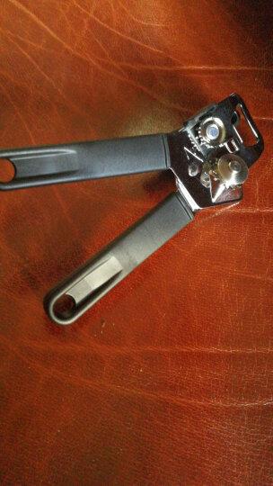 维氏VICTORINOX瑞士军刀厨刀系列 瑞士原产不锈钢开罐器(双齿轮)7.6857.3黑色 晒单图