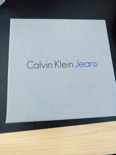 CK JEANS/  男士时尚腰带HC0247 001-黑色 90CM 晒单图