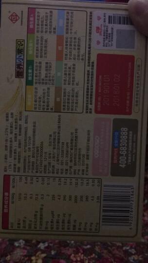 方广 宝宝辅食 无盐婴儿面条 儿童面 牛肉番茄面+猪肝蔬菜面+三文鱼蔬菜面*2 组合装 含营养维生素+钙铁锌 晒单图