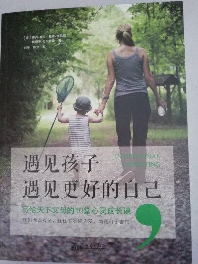 遇见孩子 遇见更好的自己 亲子关系家庭教育图书籍 畅销幼儿童教育丛书 早教幼儿童育儿图 晒单图