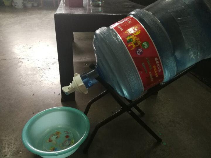 斌俊 桶装水架子 压水器倒置饮水器 纯净水桶支架简易饮水支架 多款选择 U型折叠钢架+1个水嘴 晒单图