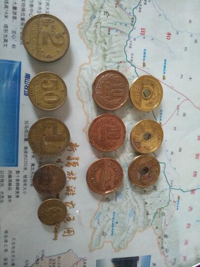 中藏天下  日本 5元稻米纪念币  3枚一套  硬币 单枚  有磕碰R-1 晒单图