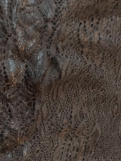 倾衣啬 打底衫女2018秋冬季新品韩版长袖蕾丝衫加绒加厚小衫高领修身保暖上衣女 0158 黑色加绒 XXXL 晒单图
