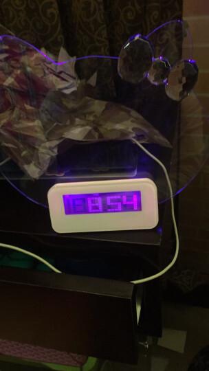 生日礼物送女生男生实用创意小礼品商务礼品送客户抖音同款电子留言板闹钟 A款KT猫红色 晒单图