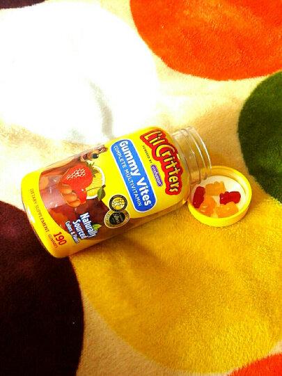 小熊糖 L'ilCritters 儿童营养纤维益生菌助消化 软糖 90粒装 美国进口 2岁及以上 晒单图