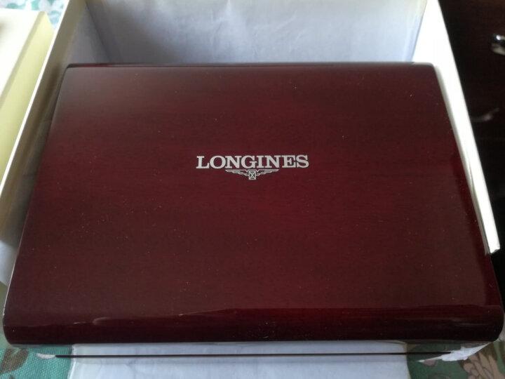 浪琴(Longines)瑞士手表 康卡斯系列 石英男士手表 L3.688.4.53.6 晒单图
