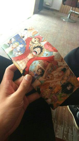 日韩个性潮男士短款钱包薄青少年创意学生卡通动漫小钱夹 复仇者联盟 晒单图