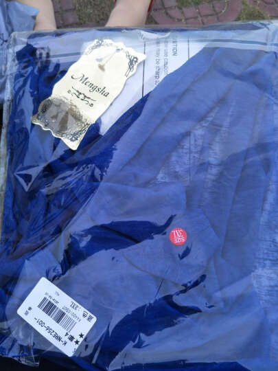 【品质好货】2018夏季大码宽松超薄短款披肩沙滩外搭开衫针织衫VZV143 玫红色 L 晒单图