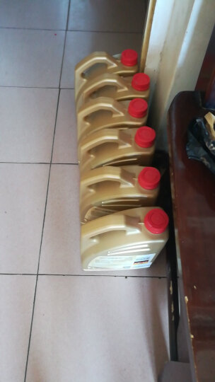 德国车魔carsatan全合成机油纳米陶瓷抗磨特种润滑油 烧机油SN级发动机润滑油 0w-40 4L 晒单图