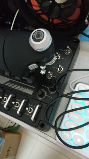 【现货秒发】罗技(G) X56 HOTAS RGB油门和摇杆控制器 飞行模拟 赛钛客 飞行控制器 国行X56 油门和摇杆控制器 晒单图