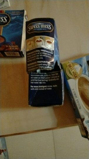 美国进口swiss miss瑞士小姐冷巧克力冲饮粉浓情特浓棉花糖牛奶可可粉 三盒套餐 晒单图