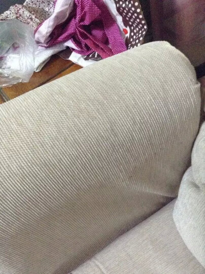 欣雅图 【不可调节】实木摇摇椅休闲椅 多功能喂奶椅 孕妇椅 成人躺椅含脚踏 102浓咖框架+巧克力坐垫 晒单图