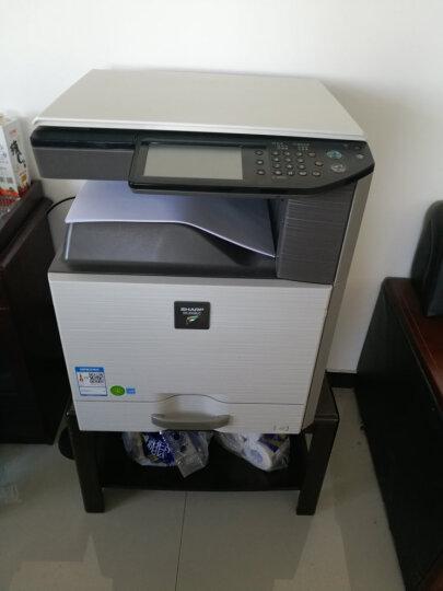 夏普(SHARP)2508NC/2008UC大型A3办公彩色激光A3A4一体机复印机扫描打印机复合机 2008UC+盖板(扫描到U盘) 官方标配 晒单图