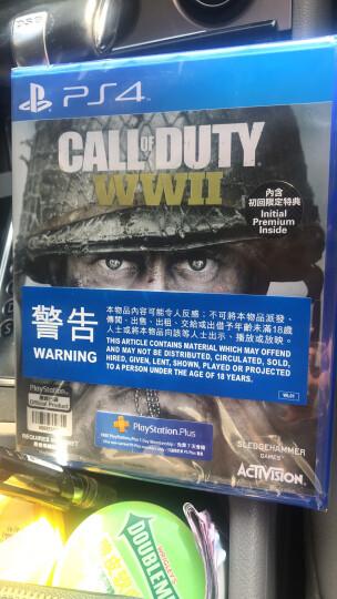 索尼(SONY) PS4 slim/Pro 正版游戏光盘 使命召唤14 刺客信条起源 使命召唤14 二战 港版繁体中文 晒单图