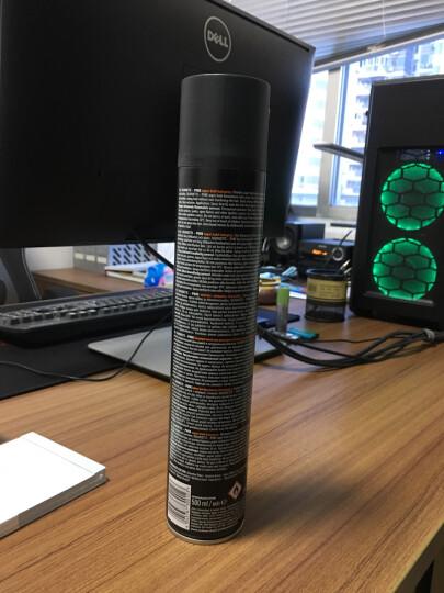 施华蔻(Schwarzkopf) 德国黑人头定型造型 定型干胶喷雾300ml 2支 晒单图
