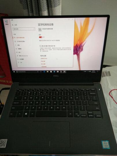 戴尔DELL灵越燃7000 II 14.0英寸轻薄窄边框笔记本电脑(i5-8250U 8G 256GSSD IPS Win10)元気粉 晒单图