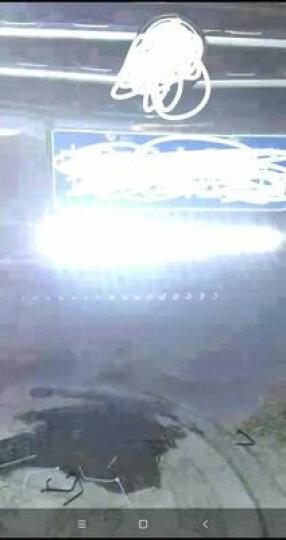 senmoc 汽车中网爆闪灯 汽车led长杆灯长条射灯开道灯 远光反击灯 超亮大功率日行灯 24灯一拖一【无线遥控】 晒单图