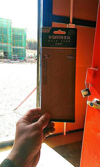 世达(SATA )70301A电工老虎钳钢丝钳虎口钳子克丝断线钳省力6英寸 晒单图