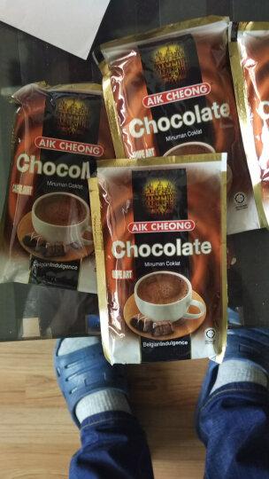 买2送杯勺】马来西亚益昌老街 香滑热巧克力可可粉 朱古力冲饮奶茶小包 600g 晒单图
