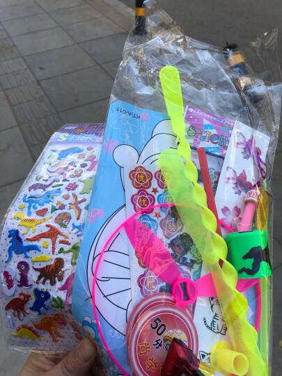 满庄韩版幼儿童卡通贴纸 立体奖励贴画粘贴泡泡贴粘纸 数字 字母 形状 动物 C18 晒单图